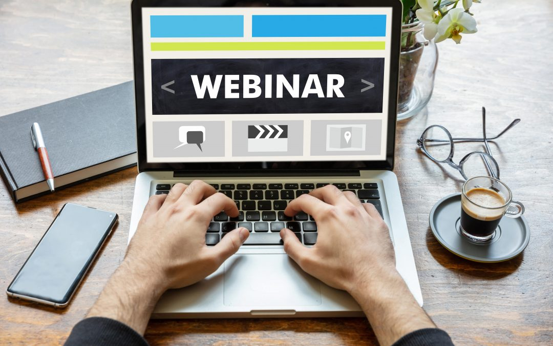 ¿Por qué los Webinars son la mejor estrategia de Marketing Digital?