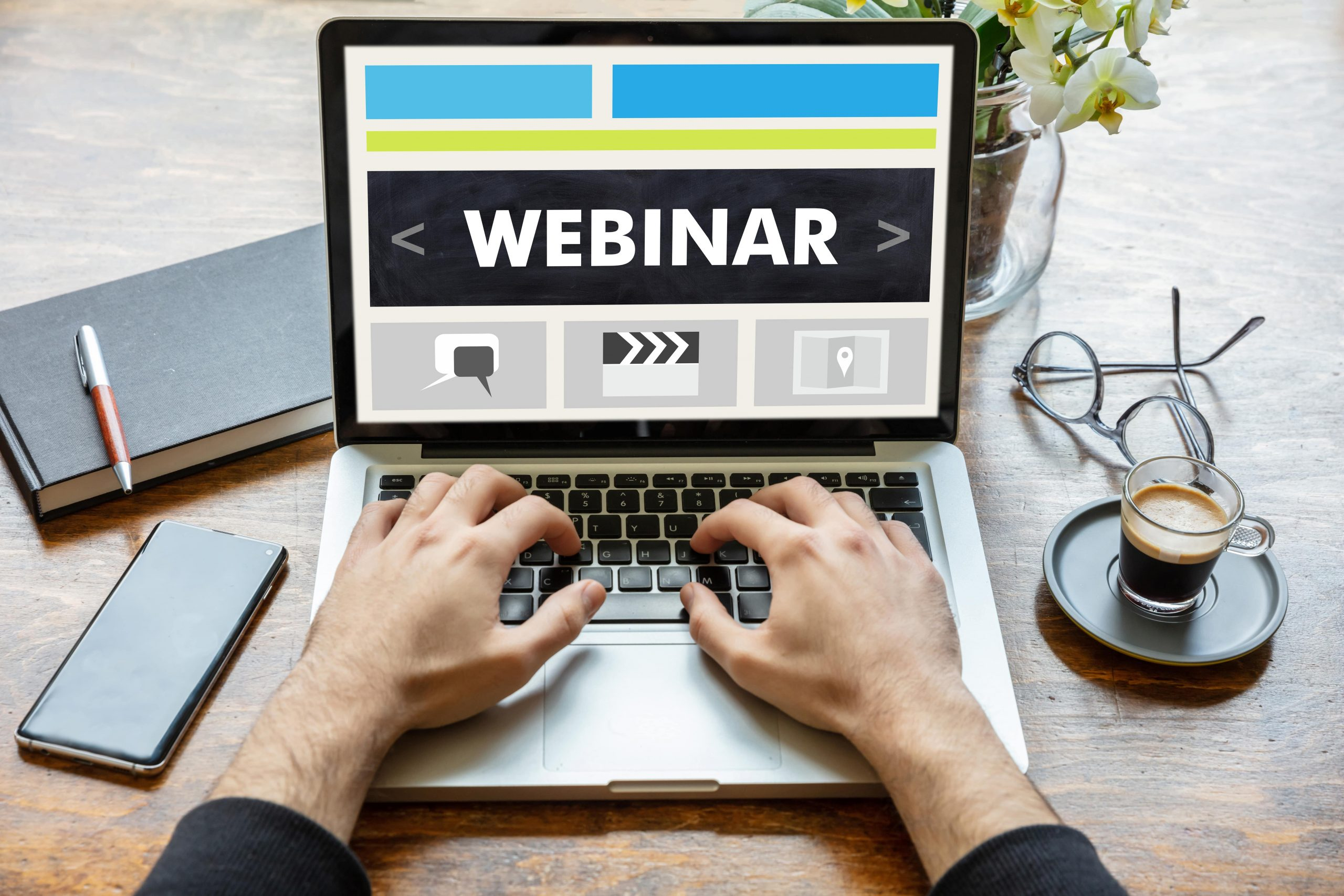 Por que los Webinars son la mejor estrategia de Marketing Digital